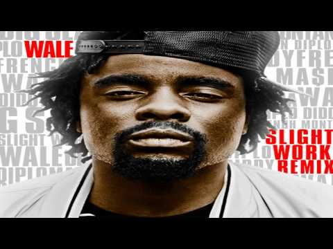 Slight Work Official Remix (Wale Feat. French Montana, Diddy & Mase , Big Sean)