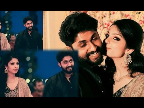 Dhyan Sreenivasan-Arpita Wedding Reception FULL VIDEO - Don