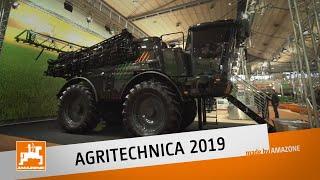 Auftakt Agritechnica 2019 AMAZONE - Impressionen & Emotionen