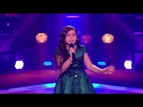 Маленькая Армянка Порвала Зал:ANNA – It's A Man's World | ШОУ ГОЛОС 2017