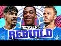 REBUILDING RANGERS!!! FIFA 20 Career Mode