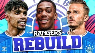 REBUILDING RANGERS!!! FIFA 20 Career Mode