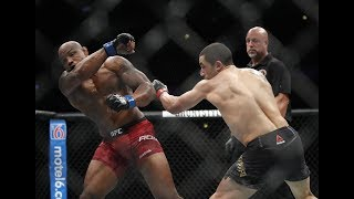 UFC 225 - Robert Whittaker vs Yoel Romero   Fight Recap   Review by  Hollywood Joe Tussing