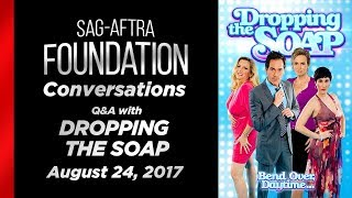 Conversations with DROPPING THE SOAP