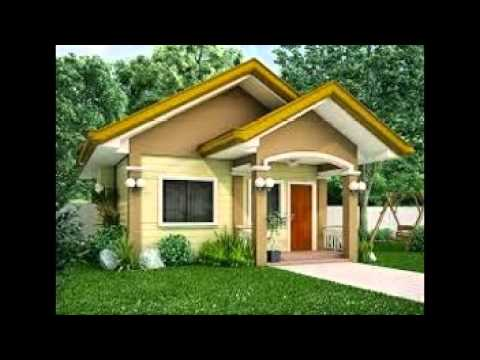 Small Houses Design - YouTube