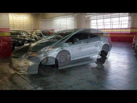 2017 Toyota Prius 5d Hatchback Two San Francisco Daly City Mateo Rafael Bruno