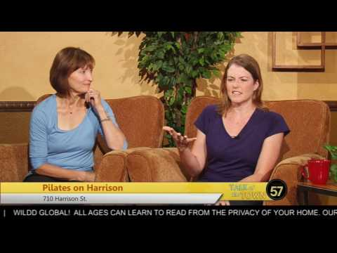 Talk of the Town   Collette Stewart & Susan Watson   Pilates on Harrison   9/13/16