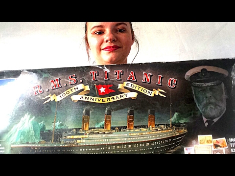 DIY Person Vs. Titanic Model Ship!!! Fun Exciting Experiment!!!
