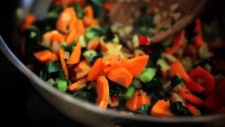 Peace & Parsnips - The Ultimate Vegan Cookbook by Lee Watson
