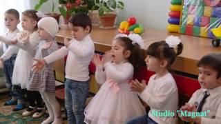 Герейхановский детский сад. Урок развития речи.