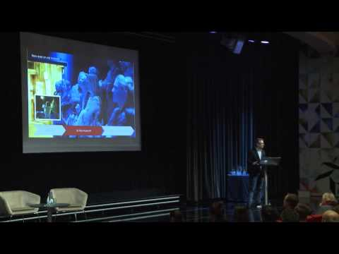 "NODEM 2013 - Ebbe Strandell - ""User Interactivity at ABBA The Museum"""