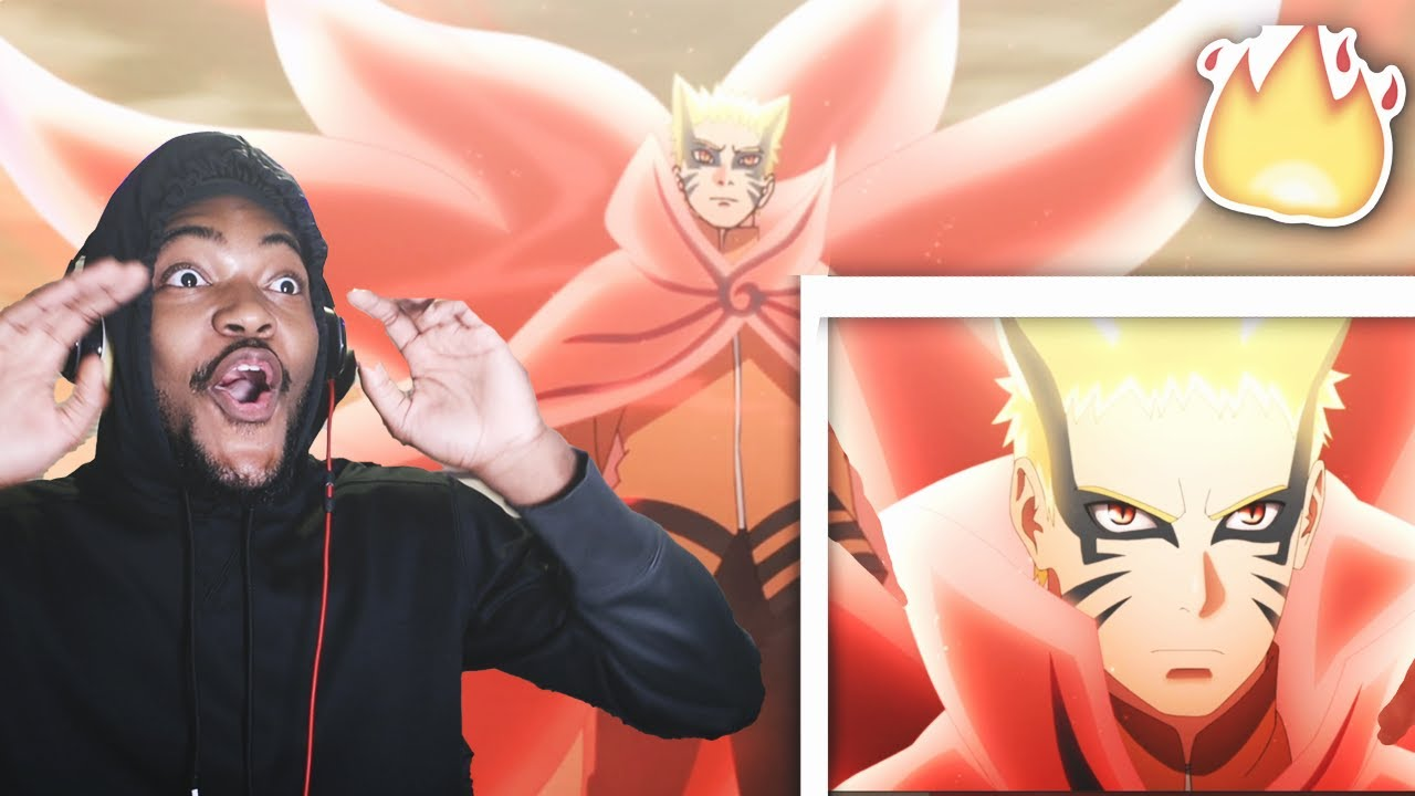 Download Naruto and Sasuke Gets Demolished But Then...Naruto Uses Baryon MODE!! Boruto Episode 216 - REACTION