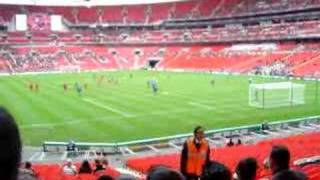 Download Video First Goal in New Wembley Stadium - March 17th 2007 MP3 3GP MP4
