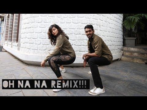 OH NANA + BUM BUM - نقازي || Dj 6RB REMiX ||ONErpm || Dance Cover || DANCERINA KARISHMA SHETTY