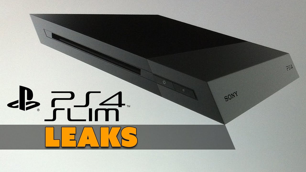 Ps4 Leak PS4 Slim LEAKED - The ...