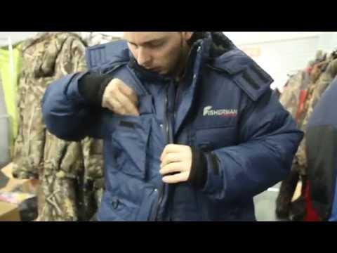 видео: Костюм Буран v 2 от nova tour  (fisherman-market.ru)