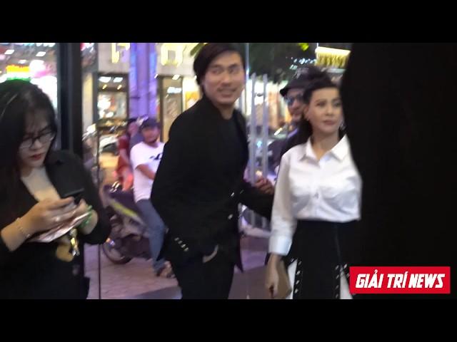 Sau ồn ào, Kiều Minh Tuấn và Cát Phượng xuất hiện cùng nhau tại sự kiện