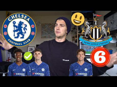 6 Things We Learnt From CHELSEA 1-0 NEWCASTLE
