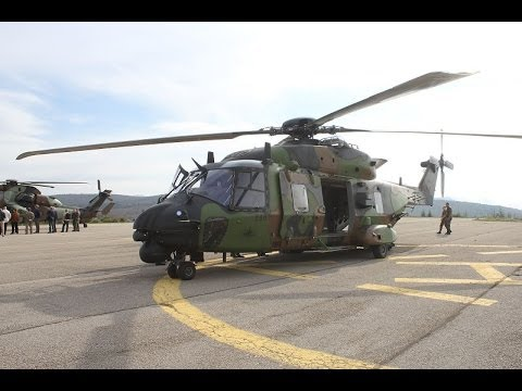 French Army NH90 multi-role military helicopter, Airbus Helicopters
