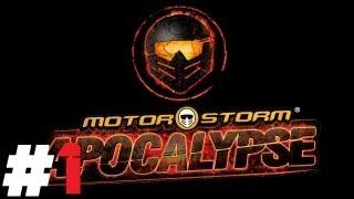 "MotorStorm: Apocalypse - Big Dog ""The Veteran"" Pt.1 || PS3 || What"