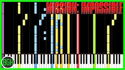 IMPOSSIBLE REMIX - Mission Impossible Theme