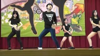 大業國中104學年度舞力全開PK賽MANITA評審組 - 第二名