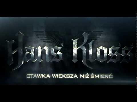 Plakat Hans Kloss. Stawka większa niż śmierć