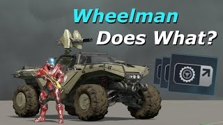 Halo 5 | Wheelman Damage Resistance (Analysis)