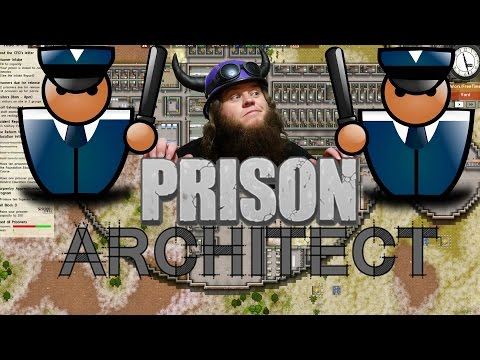 Data Plays - Prison Architect Ep.27 - Family Cells Tear Down