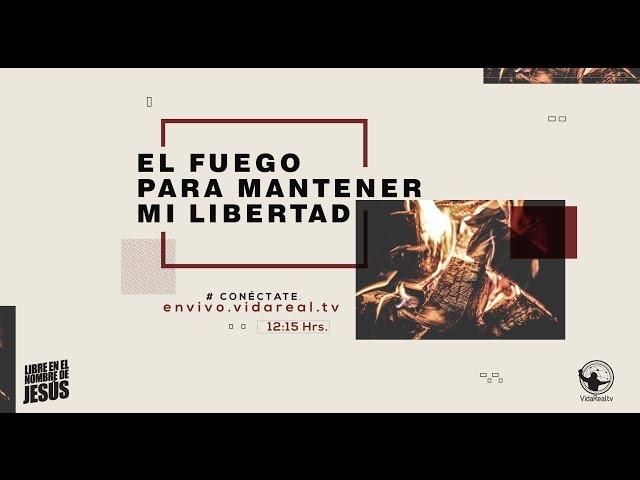El fuego para mantener mi libertad – 3r. servicio