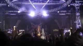 Dark Funeral-Vobiscum satanas Live @ Hellfest Clisson 2013