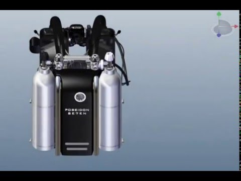 How Rebreather Work - Poseidon Se7en