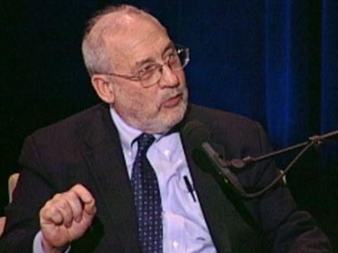 Stiglitz: Time to Rethink Fixation on GDP?