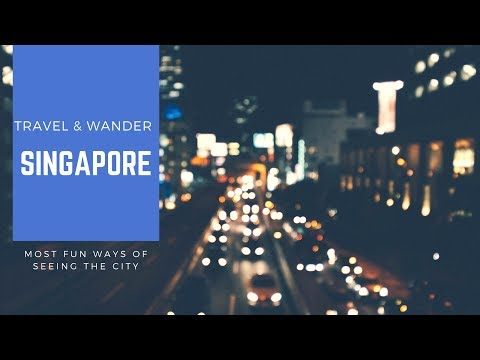 BEST GUIDE TO SEEING SINGAPORE IN JUST 1 DAY!