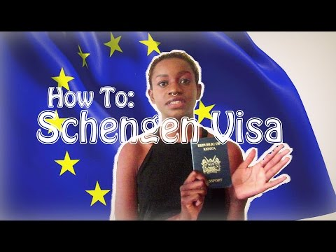 How To Get A Schengen (Europe) Visa // #TravellingWhileAfrican