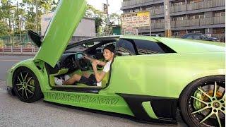 【日本編ver2】芸能人・有名人・モデルの愛車・所有車~ランボルギーニ・メルセデス・ポルシェ・フェラーリ~