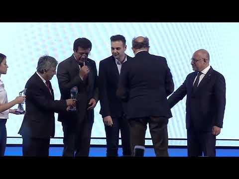 Design Turkey 2017 Endüstriyel Tasarım Ödülleri Ödül Töreni