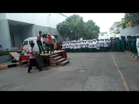 Fire Safety Training Geltec Ltd Bangalore Emergency Evacuation!