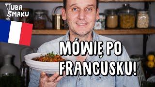 Cały odcinek PO FRANCUSKU! Przepis na RATATOUILLE | Pascal Brodnicki
