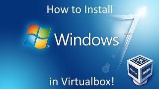 Gambar cover Windows 7 - Installation in Virtualbox (2019)