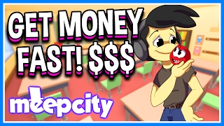 How to Get Money FAST in MeepCity! | MeepCity Star Ball Obby | Roblox