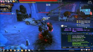 Vindictus CN - Karok Cestus Gameplay (Ocean Scent Hard Mode)