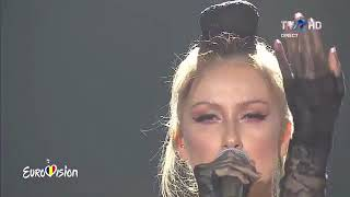 Ester Peony - On a Sunday Live  qualified in the final Eurovision Romania