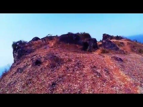 Ratnadurga Fort Coastline