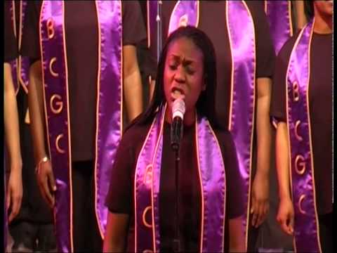 Jesus Is Love - Birmingham Community Gospel Choir