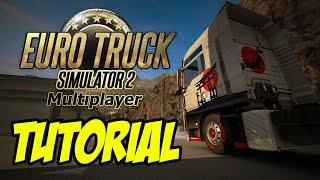Tutorial | Como instalar Mod Multiplayer Euro Truck Simulator 2 | 2016