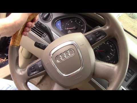 SCRAPPED Audi A6