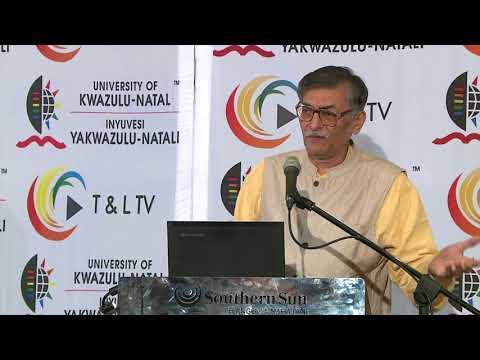 HEC11 - Keynote by Professor K. Raju, Indian Statistical Institute, Kolkata