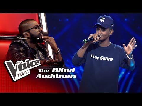 Sasindu Raveen   Abhi Mujh Mein Kahin   Blind Auditions  The Voice Teens Sri Lanka