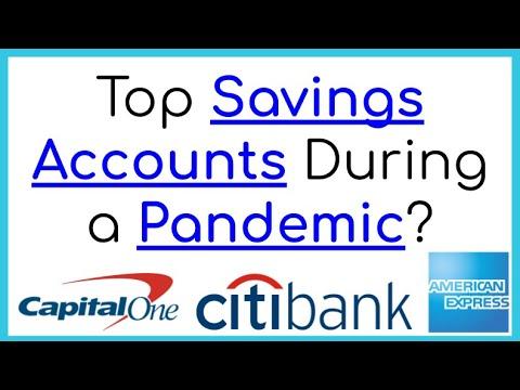 Best savings options november 2020